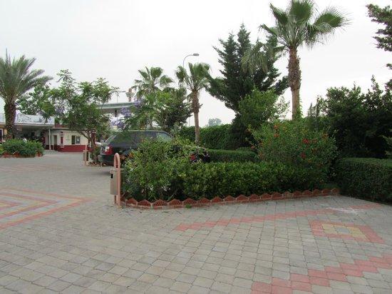 Orfeus Park Hotel: Hoteleinlage