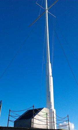 Flagstaff Hill: The flagstaff!
