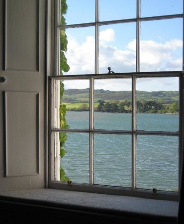 Cairbre House: The view from our bed