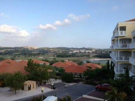 Blue Bay Curacao Golf & Beach Resort: uitzicht