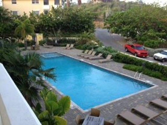 Blue Bay Curacao Golf & Beach Resort: zwambad