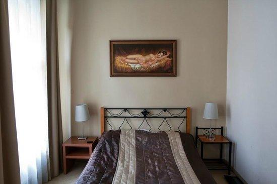Koruna: Спальня