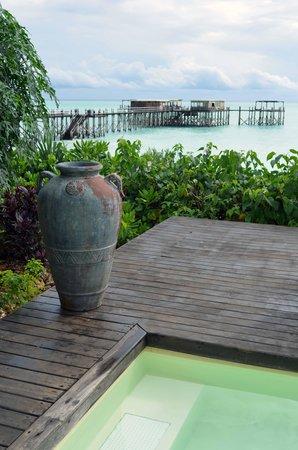 Essque Zalu Zanzibar: Private pool