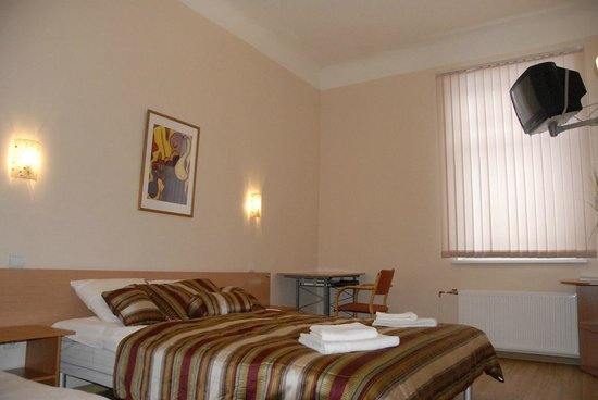 Hostel Knights Court : Double Room