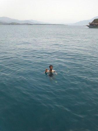 NOA Hotels Oludeniz Resort Hotel: Deniz