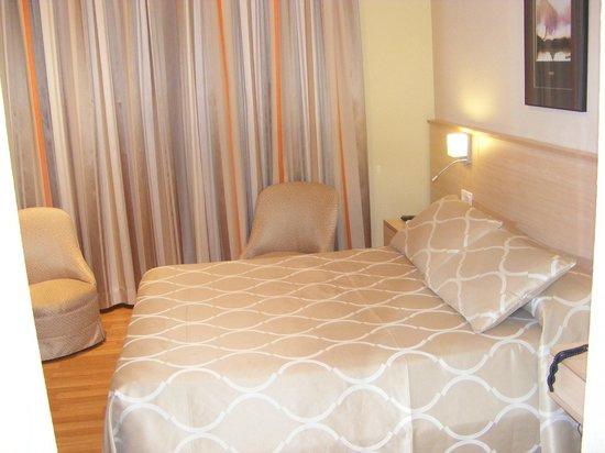 Hotel Alkazar: matrimonial