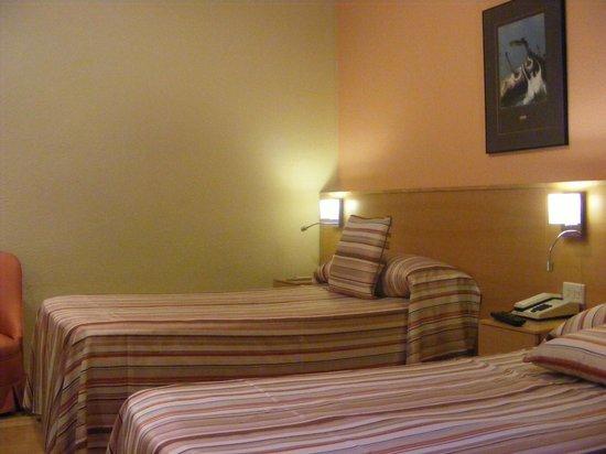Hotel Alkazar : doble