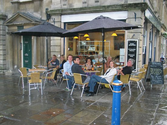 Photo of Kingsmead Square in Bath, Ba, GB