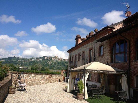 Hotel Le Botti: Hotelansicht