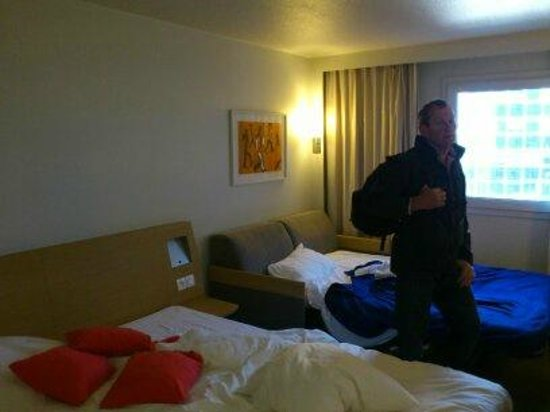 Novotel Nice Arenas Aeroport: Nice Room