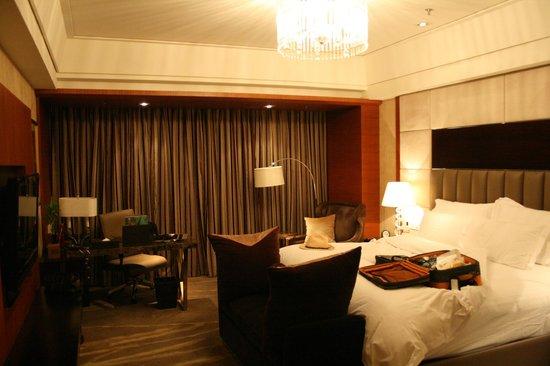 Wyndham Grand Plaza Royale Hangzhou: Bedroom