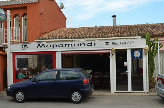 neues Ambiente  Picture of Mapamundi Denia  TripAdvisor
