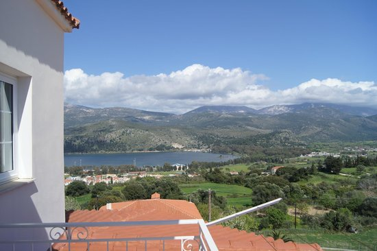 Lefteris Village: View from the balcony