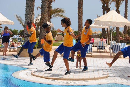 Hotel Al Jazira Beach & Spa: animation