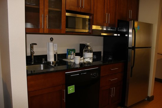 HYATT House San Jose/Silicon Valley: Kitchen