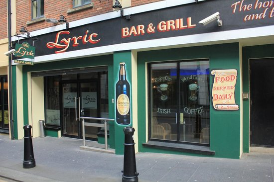 Maldron Hotel Derry: Lyric & Bar