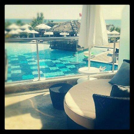 TUI SENSIMAR Belek Resort & Spa: Manzara