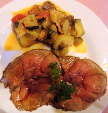 Le Relais de l'Aubrac: viande d'Aubrac excellente !