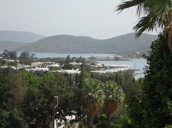 Elounda Breeze Resort: View from our balcony