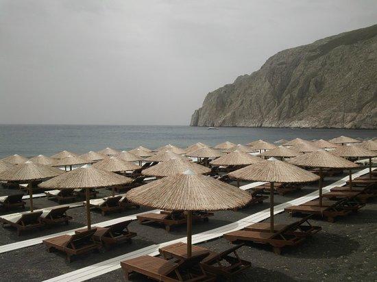 سانتوريني ريفليكشن سي: the beach in 50 m