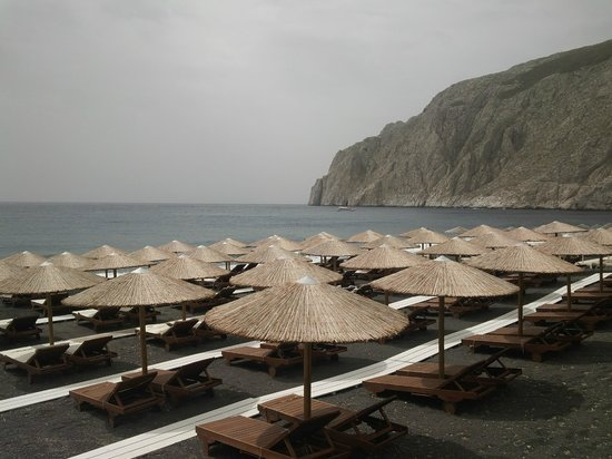 Santorini Reflexions Sea照片