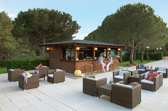 La Costa Golf & Beach Resort: Bar Mojito's de la piscina