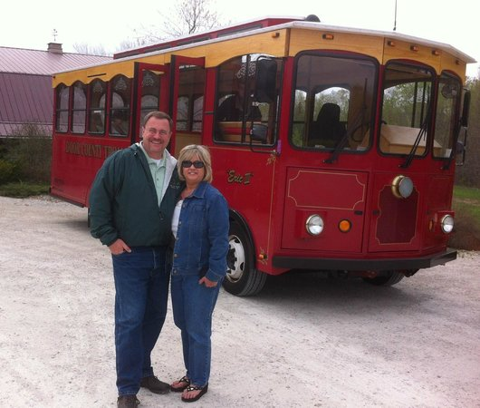 Door County Trolley Tour Reviews