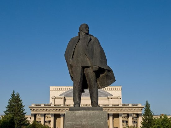 State Building In Russia Lenin