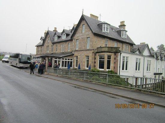 Carrbridge Hotel: from the bridge