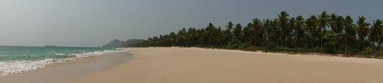Amara Ocean Resort: Beach