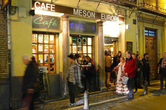 Cafe Meson Europa