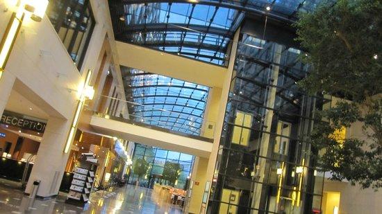 Maritim Hotel Duesseldorf : Hall