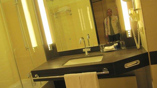 Maritim Hotel Duesseldorf : Salle de Bain