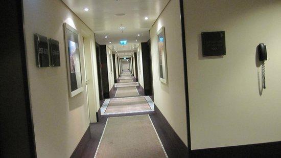 Maritim Hotel Duesseldorf : De quoi faire son jogging !