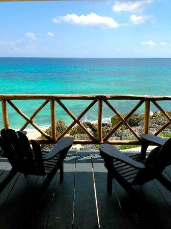 Ventanas al Mar : View from room 2