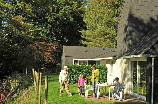 VVF Villages Le Marais Audomarois : VVF Villages Forges les Eaux : terrasse