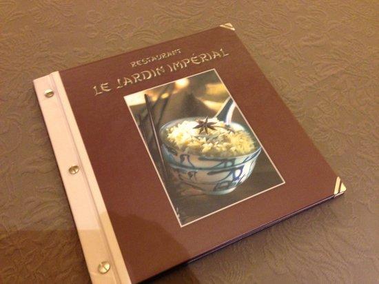 Restaurant le jardin imp rial dans cogolin avec cuisine for Jardin imperial