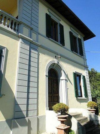 Valdirose: facade de la maison
