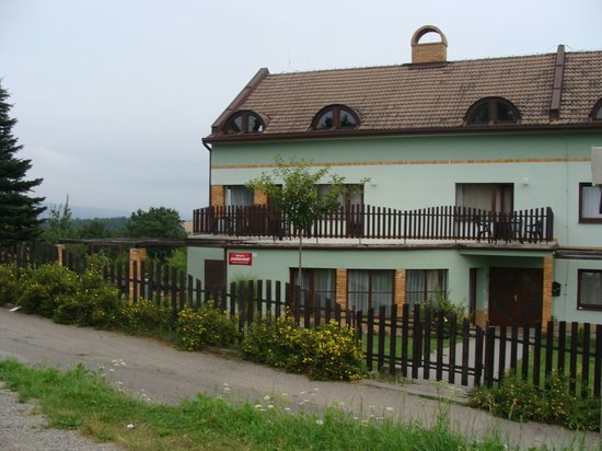 Letovice, Czech Republic: Wejscie