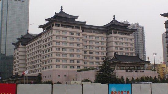 Grand Park Xian: l'Hotel Grand Park