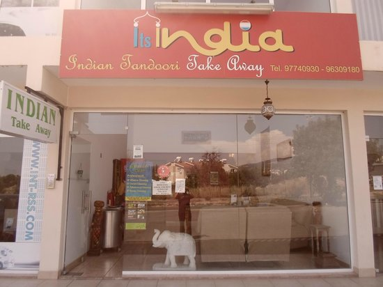 It's India: The Entrance