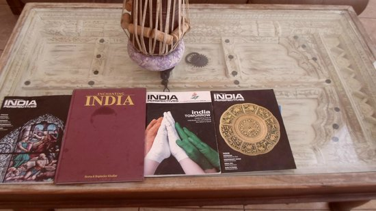 It's India: Takeaway