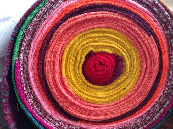 Framework Knitters' Museum: Framework Knitters Bunting