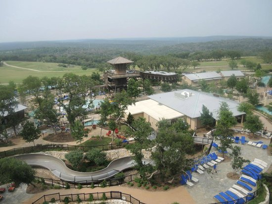 Waterpark picture of jw marriott san antonio hill for Pool and spa show charlotte nc