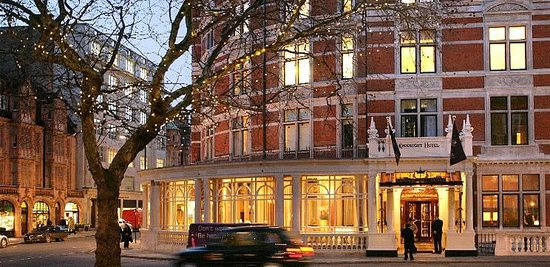 THE CONNAUGHT - LONDON