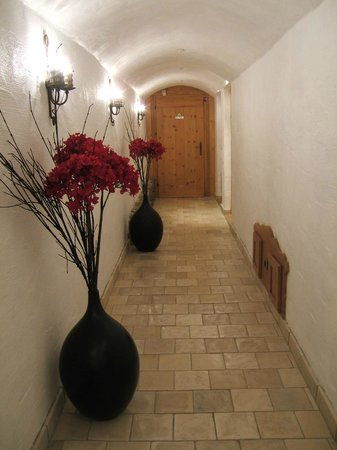 Le Chabichou : Couloir