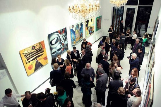 Mironova Gallery: Alexander Dubovik exhibition