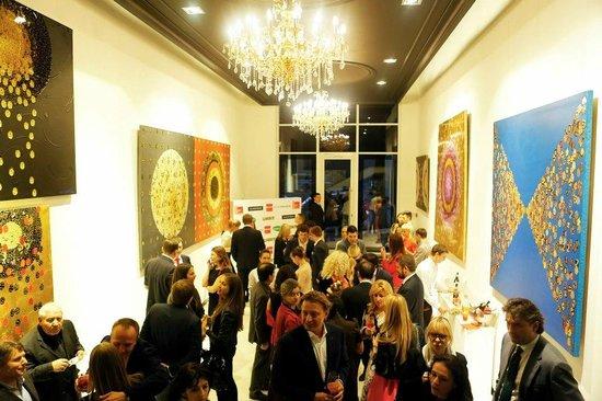 """Mironova Gallery: Oksana Mas """"Tikkun"""" exhibition"""