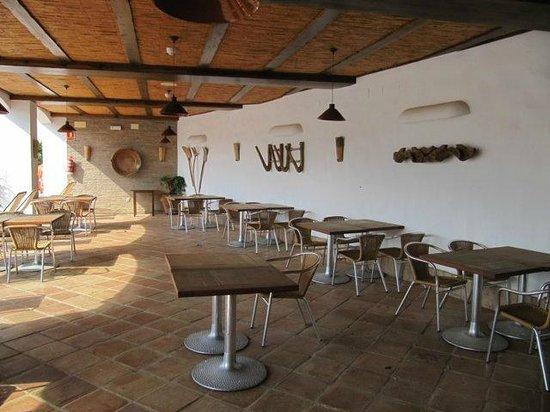 Hotel Fuerte Grazalema: Poolbar