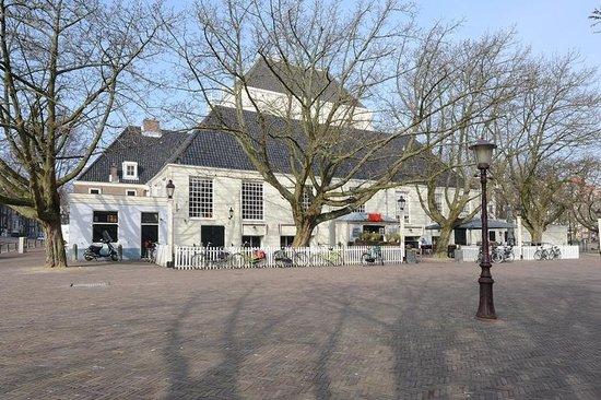 Brasserie NeL: NeL Amstelveld